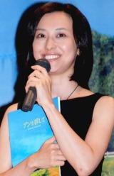 映画『アンを探して』の完成披露試写会に出席した、紺野まひる (C)ORICON DD inc.