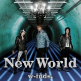 Ne-Yoによる作品が収録されたシングル「New World/Truth〜最後の真実〜」