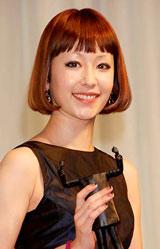 『2009 49th ACC CM FESTIVAL』授賞式に出席した木村カエラ