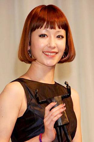 『2009 49th ACC CM FESTIVAL』授賞式に出席した木村カエラ (C)ORICON DD inc.