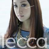 leccaのニューシングル「My measure」(11/18発売)