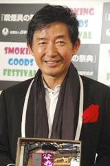 『LIGHTER MAN 2009』に選ばれた石田純一 (C)ORICON DD inc.