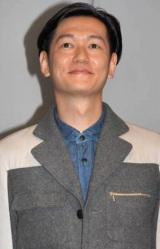 ドラマ『ニュース速報は流れた』(フジテレビ系)の完成披露記者会見に出席したARATA (C)ORICON DD inc.