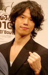 『R-1ぐらんぷり2010』の記者会見に出席した、品川庄司・庄司智春 (C)ORICON DD inc.