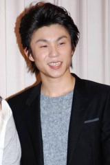 映画『時をかける少女』の完成披露試写会に出席した中尾明慶 (C)ORICON DD inc.