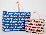 『Cher 09-10 AUTUMN/WINTER COLLECTION』 付録のエコバッグ2個セット