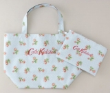 "『Cath Kidston""THANK YOU!""BOX』 付録の3wayポーチ付きメガトート"