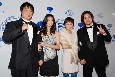 (左から)小橋健太、相沢紗世、室井佑月、潮崎豪(C)ORICON DD inc.