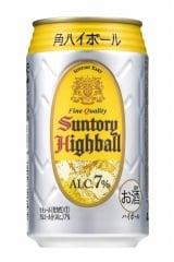 年間販売計画を上方修正した『角ハイボール 350ml缶』