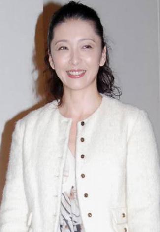2010年前期NHK連続テレビ小説『ゲゲゲの女房』追加キャストとして発表された有森也実 (C)ORICON DD inc.