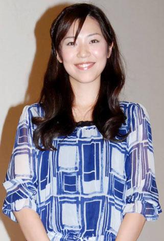 2010年前期NHK連続テレビ小説『ゲゲゲの女房』追加キャストとして発表された桂亜沙美 (C)ORICON DD inc.