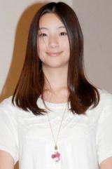 2010年前期NHK連続テレビ小説『ゲゲゲの女房』追加キャストとして発表された足立梨花 (C)ORICON DD inc.