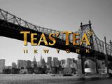 水川あさみが出演している『TEAS'TEA チャイミルクティー』新CM