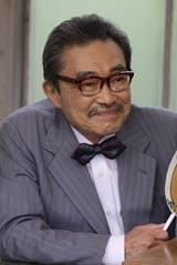 アニメ版では主人公の「波平」役を務めている永井一郎 (C)フジテレビジョン