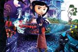 来年2月公開映画『コララインとボタンの魔女 3D』の主人公・コラライン (C) Focus features and other respective production studios and distributors.