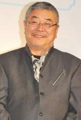 『第2回プラチナ夫婦アワード』表彰式に、昨年受賞者として今回はプレゼンターとして参加した中尾彬 (C)ORICON DD inc.