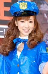 映画『板尾創路の脱獄王』公開記念イベントに出席したほしのあき (C)ORICON DD inc.