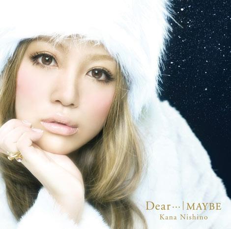 両A面シングル「Dear…/MAYBE」