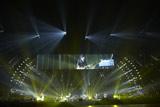『Mr.Children DOME TOUR 2009 〜SUPERMARKET FANTASY』の初日公演を行ったMr.Children 写真:薮田修身(FEMME)
