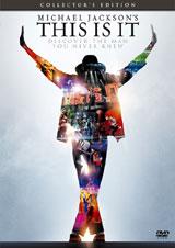 『マイケル・ジャクソン THIS IS IT』DVD&BD発売