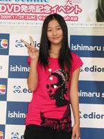 第12回全日本国民的美少女コンテストグランプリの工藤綾乃。宮崎県出身の13歳だ(C)ORICON DD inc.