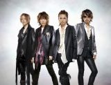 『NHKバンクーバーオリンピック』の公式テーマソングを担当するL'Arc〜en〜Ciel