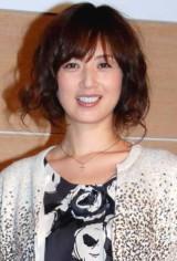 先日離婚した妹・高岡由美子の様子を語る高岡早紀 (C)ORICON DD inc.