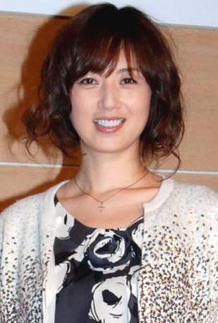 出演舞台『THE 39 STEPS』の制作発表会で、先日離婚した妹・高岡由美子の様子を語る高岡早紀 (C)ORICON DD inc.