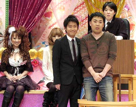 サムネイル 『美女裁判 〜恋愛裁判員制度 〜THE STAGE』の番組風景