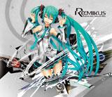 80分45秒の音楽が収録されているアルバム『Re:MIKUS /livetune feat.初音ミク』