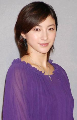 2010年NHK大河ドラマ『龍馬伝』の第1話試写会に出席した広末涼子 (C)ORICON DD inc.
