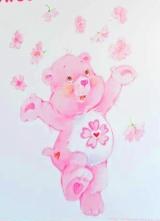 日本をテーマにしたケアベアの新デザイン『Sweet Sakura Bear』が世界初お披露目 (C)ORICON DD inc.