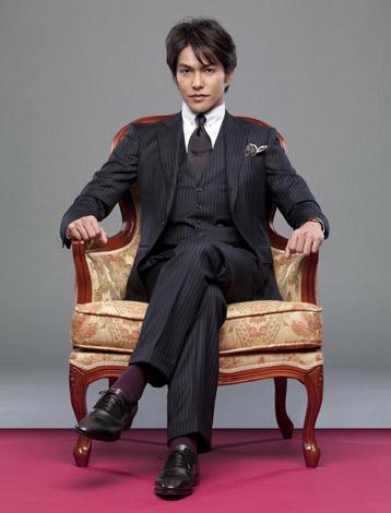 ドラマ『宿命 1969-2010』で連続ドラマ初主演を務める北村一輝