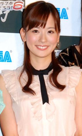 愛くるしいキャラが支持された3位皆藤アナ (C)ORICON DD inc.
