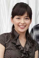 初の1位となった中野美奈子アナ (C)ORICON DD inc.