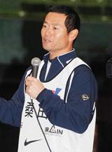 昭和42年生まれのプロ野球選手らで構成する『絆の会』に参加した元巨人・桑田真澄氏(C)ORICON DD inc
