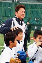 昭和42年生まれのプロ野球選手らで構成する『絆の会』に参加した元横浜・佐々木主浩氏(C)ORICON DD inc