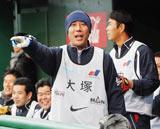 昭和42年生まれのプロ野球選手らで構成する『絆の会』に参加した元西武・大塚光二氏(C)ORICON DD inc