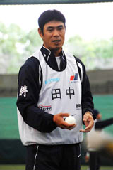 昭和42年生まれのプロ野球選手らで構成する『絆の会』に参加した元日本ハム・田中幸雄氏(C)ORICON DD inc