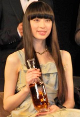 第1回『WHISKY LOVERS AWARD 2009』授賞式に出席した栗山千明 (C)ORICON DD inc.