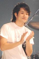 松山ケンイチ=『Dream Power ジョン・レノン スーパー・ライヴ2009』 (C)ORICON DD inc.