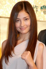 主演舞台『飛龍伝 2010ラストプリンセス』製作発表記者会見に出席した黒木メイサ (C)ORICON DD inc.