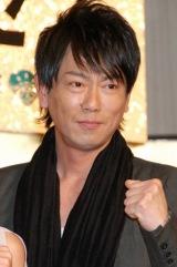 舞台『飛龍伝 2010ラストプリンセス』製作発表記者会見に出席した東幹久 (C)ORICON DD inc.