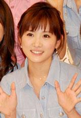 1位のフジテレビ・高島彩アナ (C)ORICON DD inc.