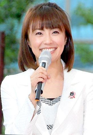 3位のTBS・小林麻耶アナ (C)ORICON DD inc.