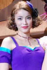 ミュージカル『SHE LOVES ME』の公開通し稽古を行った知念里奈 (C)ORICON DD inc.