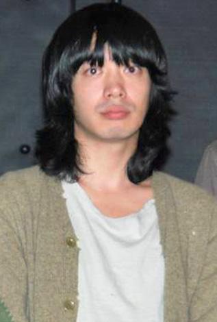 映画『ボーイズ・オン・ザ・ラン』試写会イベントに出席した、銀杏BOYZの峯田和伸 (C)ORICON DD inc.