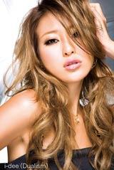イベント『RADIANT NIGHT』に参加するモデル・山本優希