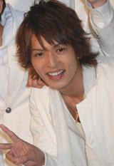 D-BOYSの初CD&映像集『夏どこ2009』発売記念イベントに登場した中村優一 (C)ORICON DD inc.