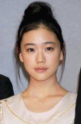 2010年NHK大河ドラマ『龍馬伝』の新キャストとして発表された蒼井優 (C)ORICON DD inc.